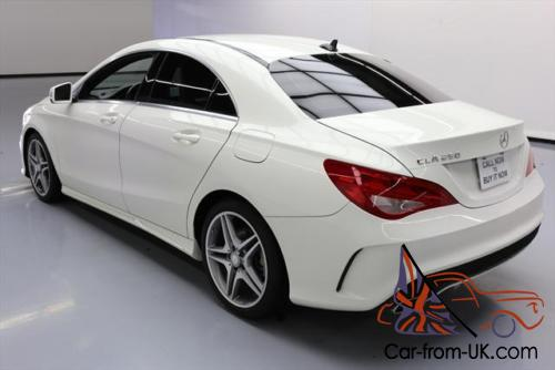 2014 mercedes benz cla class cla250 sport turbo bluetooth for 2014 mercedes benz cla class cla250