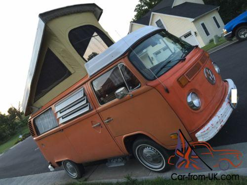 8f14a92a5e 1974 Volkswagen Bus Vanagon Photo