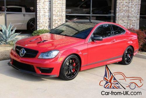 2015 mercedes benz c class c63 amg coupe edition 507 for Mercedes benz c63 amg 507 edition 2015