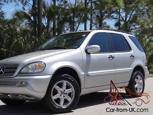 2004 mercedes benz m class awd for 2004 mercedes benz ml350 for sale