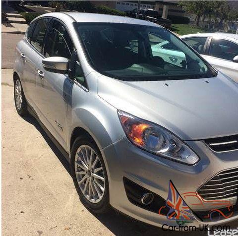 2015 Ford C Max