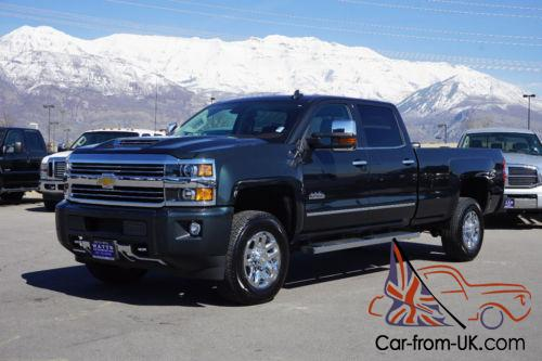 2017 chevrolet silverado 3500 high country. Black Bedroom Furniture Sets. Home Design Ideas