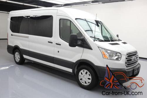 2016 ford transit xlt med roof 15 passenger van. Black Bedroom Furniture Sets. Home Design Ideas