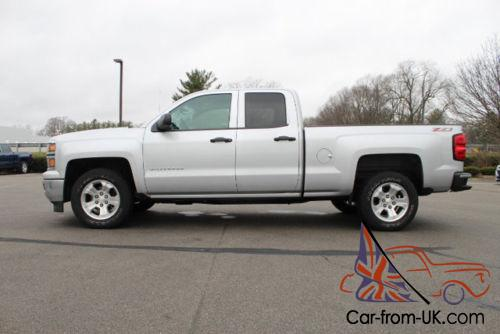 2014 chevrolet silverado 1500 2wd double cab 143 5 lt w 1lt. Black Bedroom Furniture Sets. Home Design Ideas