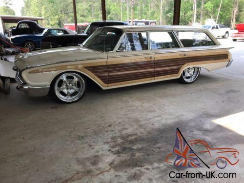 1960 ford galaxie wagon. Black Bedroom Furniture Sets. Home Design Ideas