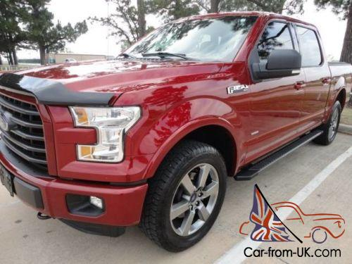 2015 ford f 150 xlt with fx4 off road. Black Bedroom Furniture Sets. Home Design Ideas