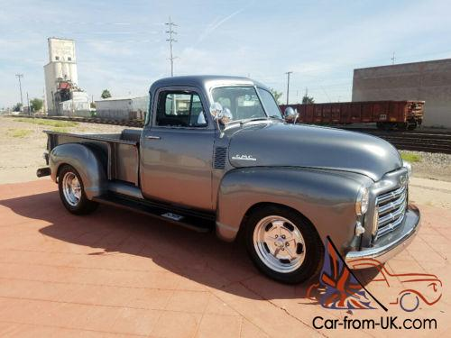 1951 chevrolet other pickups gmc chevy 3100 for 1951 gmc 5 window pickup