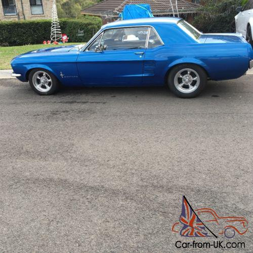 Ford Mustang 1967 For Sale: Mustang 1967 Coupe Gt 390 S Code