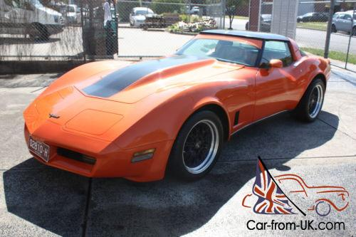 chev corvette 79 custom 383 with 6 spd richmond. Black Bedroom Furniture Sets. Home Design Ideas