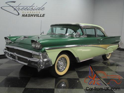 Volkswagen Thornton Road >> 1958 Ford Fairlane 500