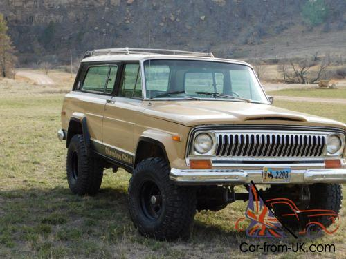 1978 jeep jeep cherokee chief chief