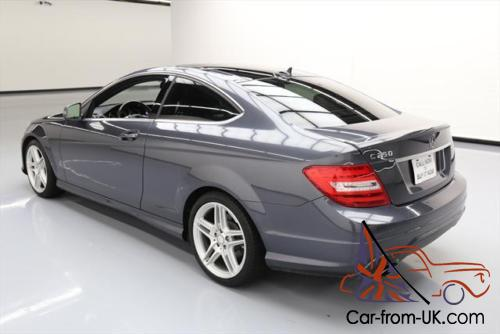 2013 mercedes benz c class c250 coupe p1 pano sunroof nav for sale. Cars Review. Best American Auto & Cars Review