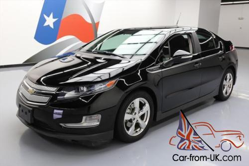 2013 chevrolet volt hybrid electric rear cam alloys. Black Bedroom Furniture Sets. Home Design Ideas