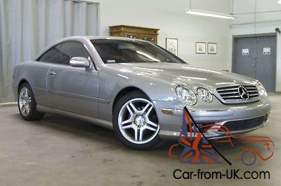 2006 mercedes benz cl class cl500 coupe for 2006 mercedes benz cl500 for sale