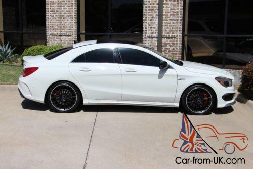 2014 mercedes benz cla class cla45 amg 4matic for 2014 mercedes benz cla45 amg 4matic