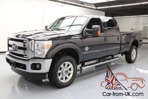 2015 ford f 350 lariat crew 4x4 longbed diesel nav. Black Bedroom Furniture Sets. Home Design Ideas