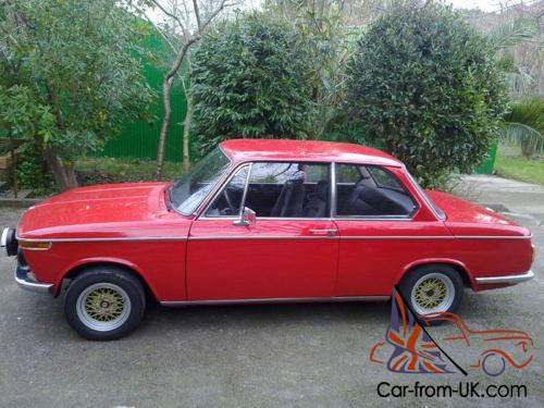 BMW 1602 and 2002 (ALSO 18050) C/R BOOK NEW