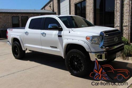 2015 toyota tundra limited crewmax 4wd. Black Bedroom Furniture Sets. Home Design Ideas