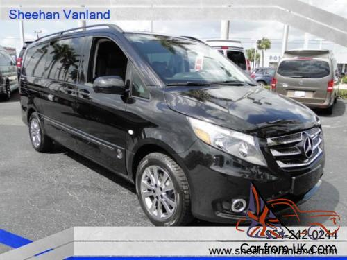 2016 mercedes benz other luxury explorer conversion van for Mercedes benz conversion vans for sale