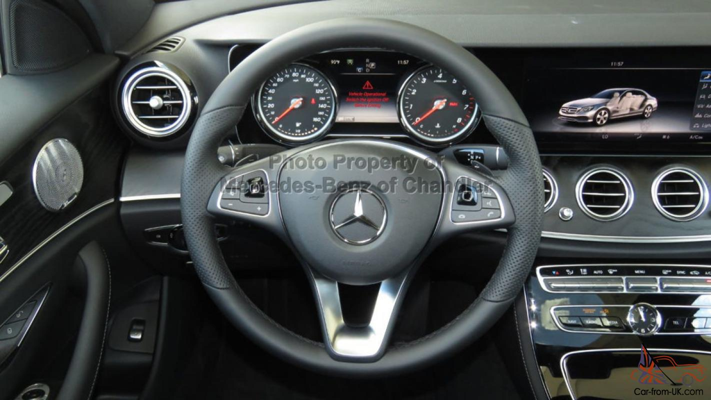 E Class Mercedes  What Kind Of Drive Drivetrain Is