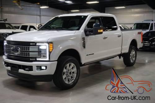 2017 ford f 250 platinum 4x4 only 4k warranty. Black Bedroom Furniture Sets. Home Design Ideas