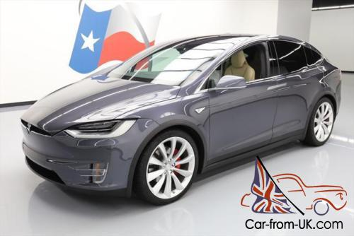 2016 tesla model x p90d awd ludicrous speed 22 39 s. Black Bedroom Furniture Sets. Home Design Ideas