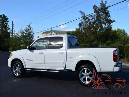 2004 toyota tundra limited 4wd doublecab. Black Bedroom Furniture Sets. Home Design Ideas