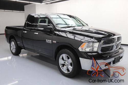 2017 dodge ram 1500 big horn quad hemi rear cam. Black Bedroom Furniture Sets. Home Design Ideas