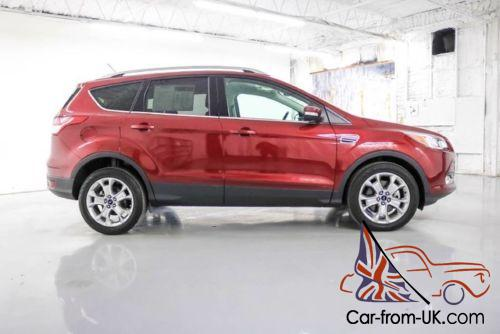2014 ford escape titanium. Black Bedroom Furniture Sets. Home Design Ideas