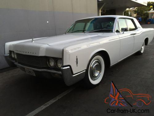 1966 lincoln continental. Black Bedroom Furniture Sets. Home Design Ideas