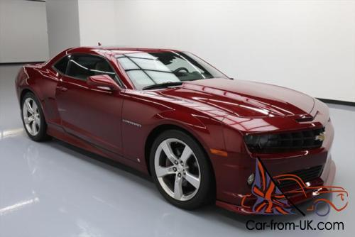2010 chevrolet camaro 2ss rs sunroof ground effects. Black Bedroom Furniture Sets. Home Design Ideas