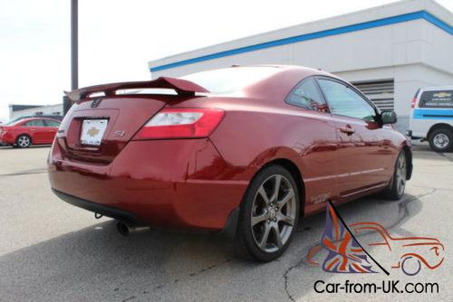 2007 honda civic si service manual