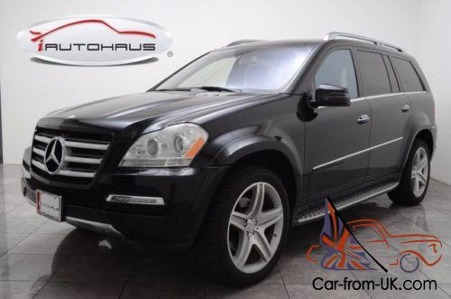 2012 mercedes benz gl class gl550 amg sport 4matic awd for Mercedes benz suv 2012 for sale