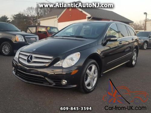 2008 mercedes benz r class r350 4matic for Mercedes benz r350 2008