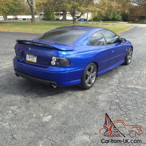 2006 gto manual transmission for sale