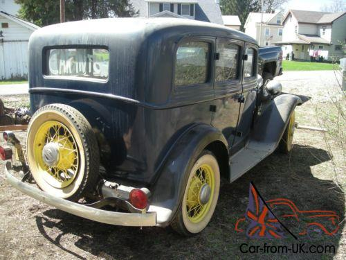 1932 plymouth sedan for 1932 plymouth 4 door sedan