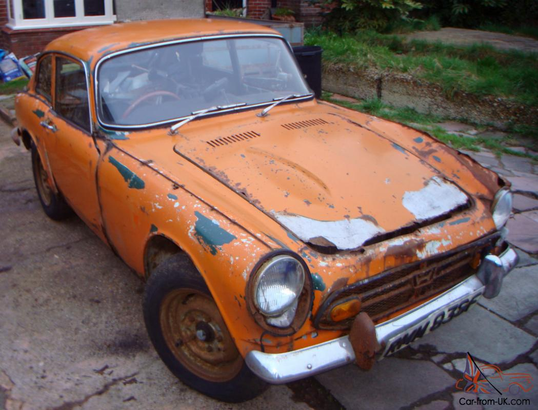 HONDA S800 HUGE JOB LOT OF PARTS PLUS MK 1 CAR on ebay motors cars for sale, e bay cars for sale, ebay uk classic cars,