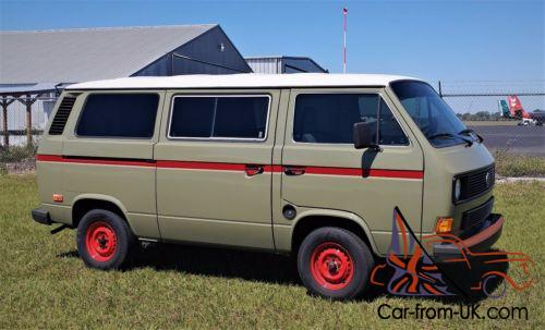 1985 volkswagen bus vanagon. Black Bedroom Furniture Sets. Home Design Ideas
