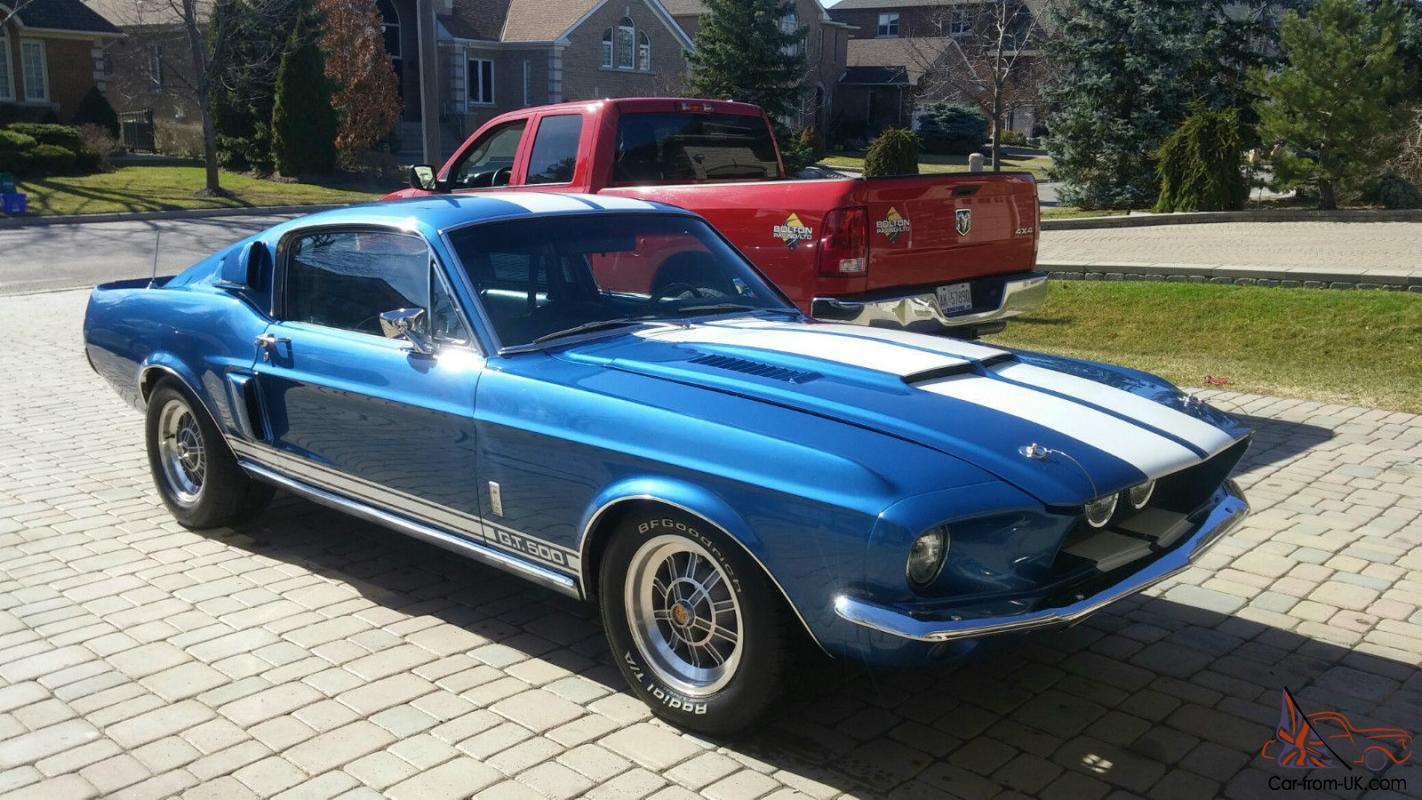 Ford Mustang Shelby Eleanor 1967