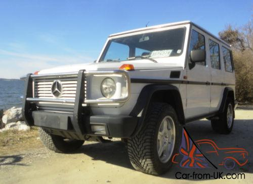 1900 mercedes benz g class g wagon g class 4x4 4 door long for Mercedes benz 1900 model