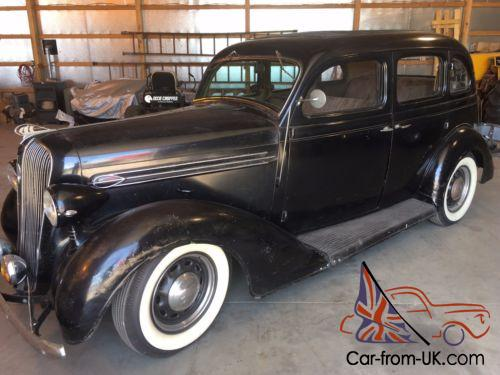 1936 plymouth p2 for 1936 plymouth 4 door