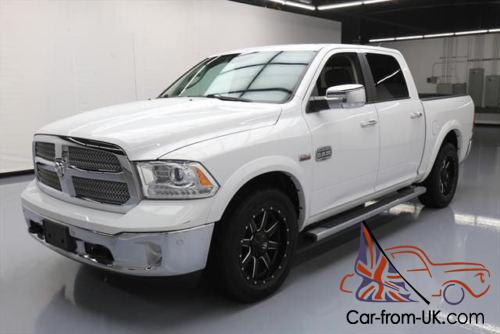 2014 dodge ram 1500 longhorn crew hemi 4x4 nav 20 39 s. Black Bedroom Furniture Sets. Home Design Ideas