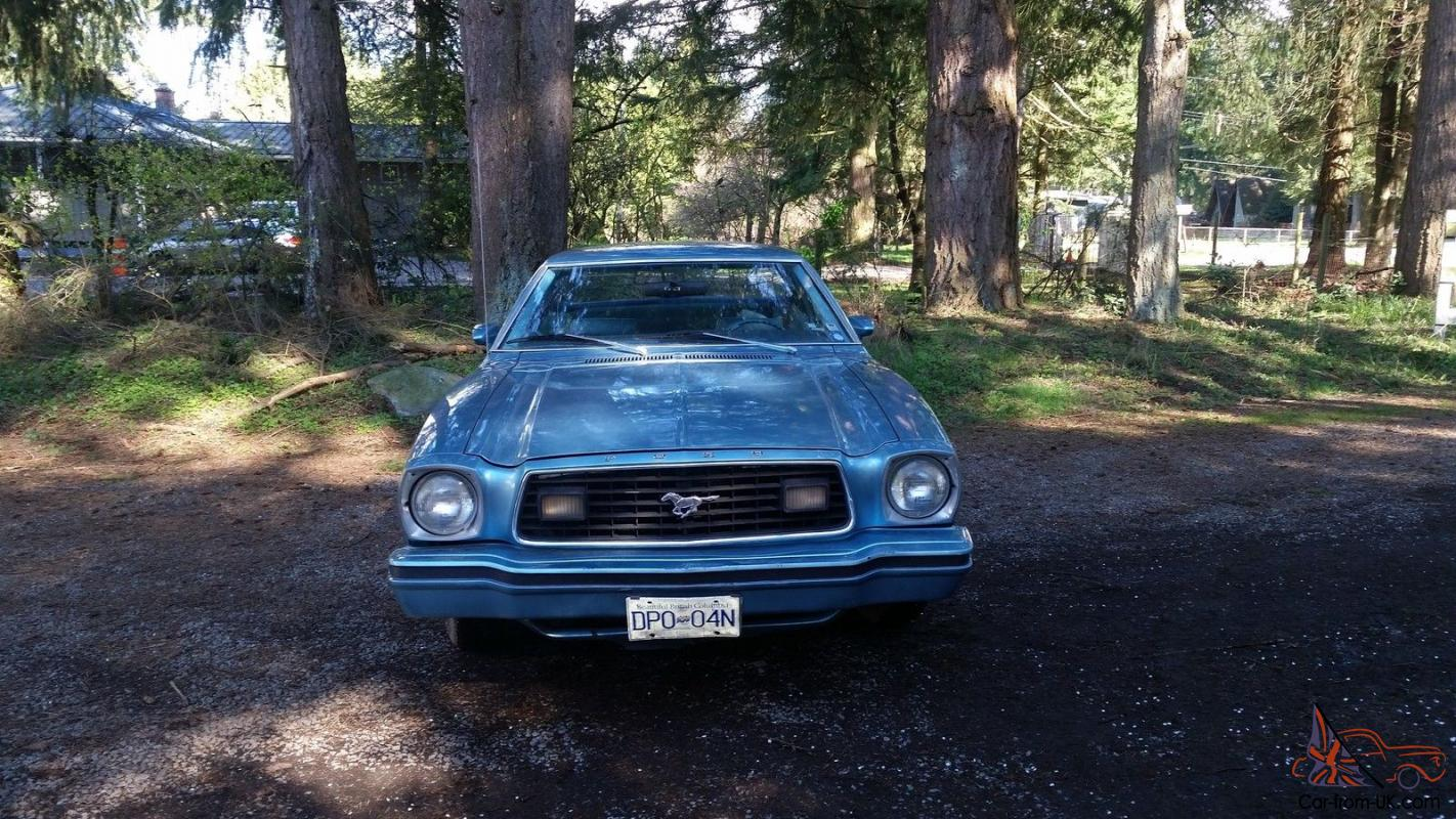 1978 Mustang For Sale Canada