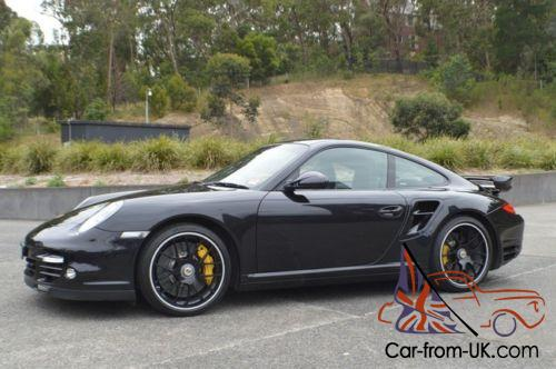 Porsche 911 Turbo S 997 Series 2 Pdk All Wheel Drive Photo