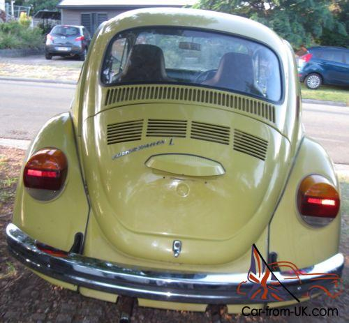 Vw 1600 Beetle For Sale: 1975 VW Super Beetle 1600 L BUG Rack And Pinion Steering