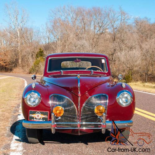 1999 Lincoln Continental For Sale: 1941 Lincoln Continental Continental Coupe