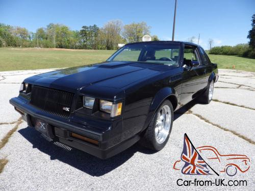1984 Buick Grand National GNX