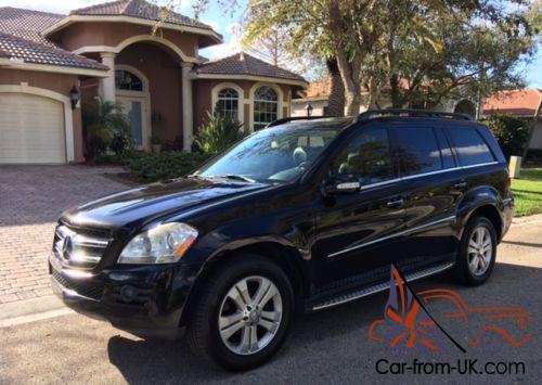 2008 mercedes benz gl class 320 cdi turbo diesel 4matic for Mercedes benz gl class diesel