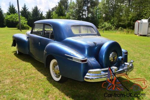 1947 Lincoln Continental Continential Photo