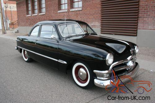 1950 ford other club coupe custom. Black Bedroom Furniture Sets. Home Design Ideas